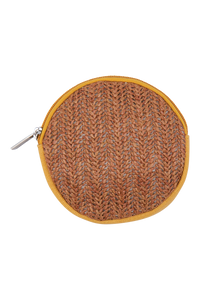 Sable Coin Purse | Saffron