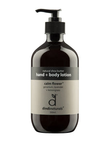 Hand & Body Lotion 500ml | Calm Flower