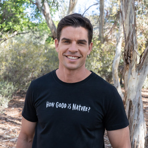 How Good Is Nature t-shirt
