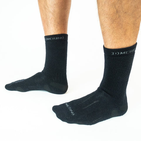 Men's and Women's Merino Wool Hiking Socks