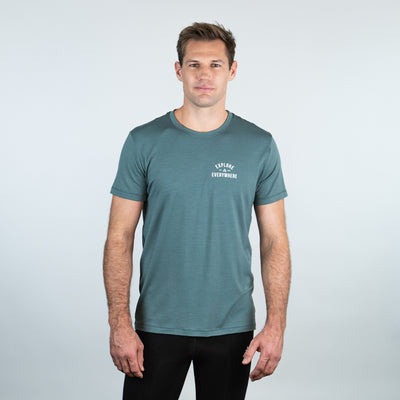 Universal Tee - Explore Everywhere