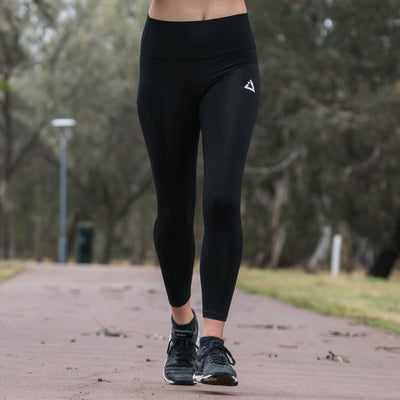 Merino-Compression Leggings