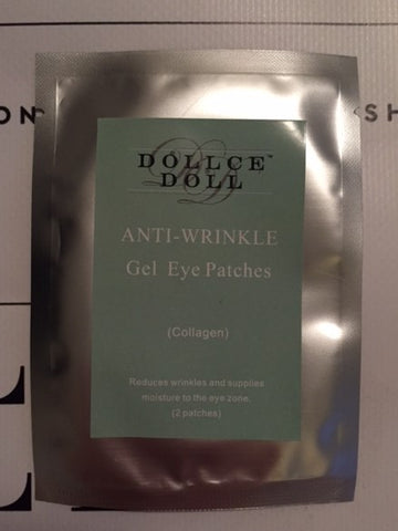 Anti-wrinkle Collagen Lint Free Pads1