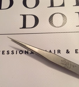 Dollce Doll Professional Straight Grip Tweezers