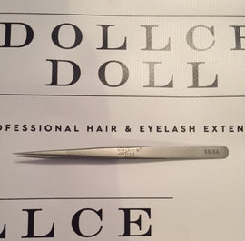 Dollce Doll Professional Sraight Isolation Tweezers