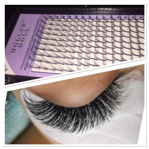 *NEW* 8D Pre Made Russian Fan Lashes