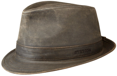 Trilby Waxed Cotton - Stetson