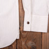 1923 Buccanoy Shirt Boston Striped White - Pike Brothers