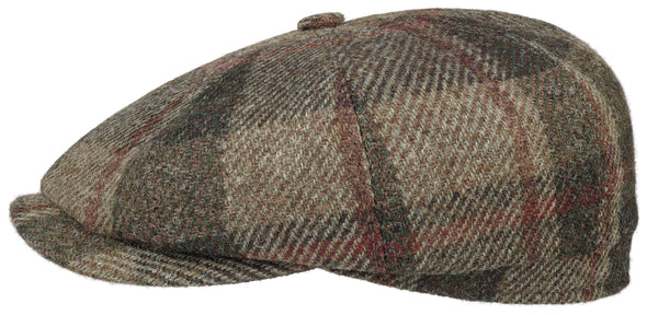 Harris Tweed Hatteras Sixpence -Stetson