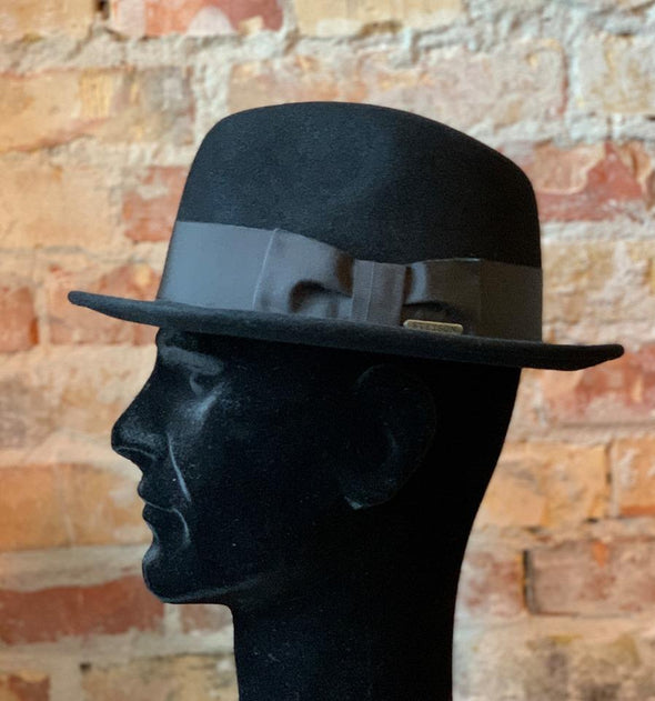 Player Furfelt Black - Stetson
