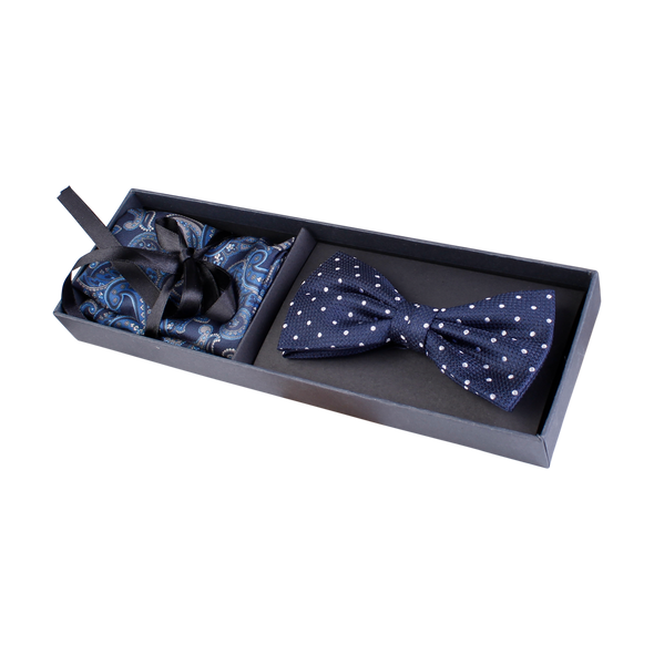 Pre Tie & Pocket Square Box Set - Amanda Christensen