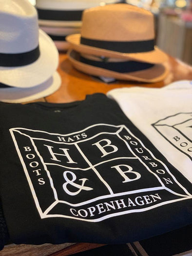 Support T-Shirt, HB&B - Black