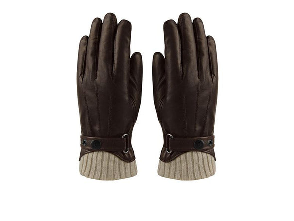 Ralph Leather Gloves - MJM
