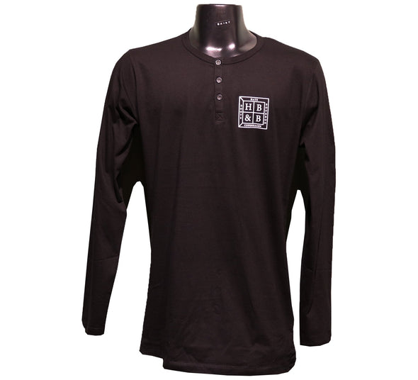 Grandpa Shirt HB&B - Black