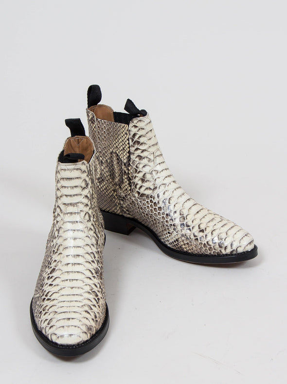 Uncle Bright - Western Chelsea, Natural Python