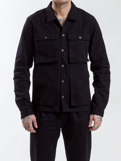 Jean Patch Jacket - Uncle Bright