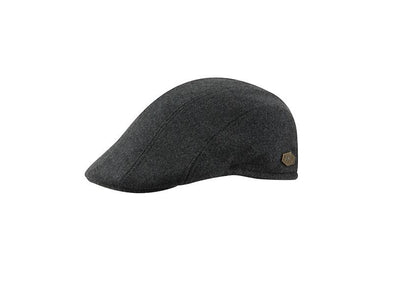Maddy Cap Wool Anthracite - MJM