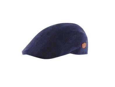 Maddy, Blue Cap Eco Merino Wool - MJM