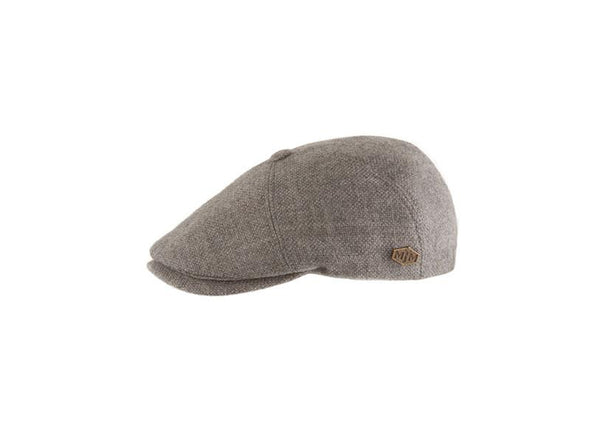 Rebel Grey - MJM - 100% Merino Wool