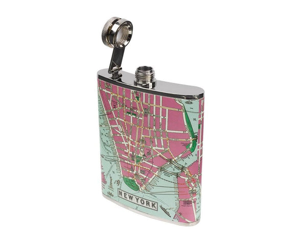 Hip Flask - New York