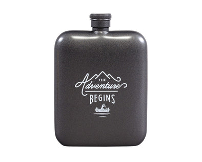 "Hip Flask ""Adventure"" - Gentlemens Hardware"