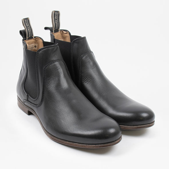 Cumberland Black ECO Leather - Sneaky Steve