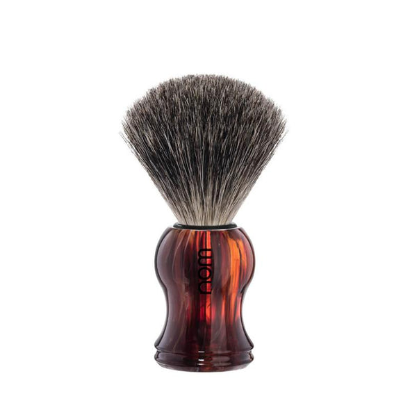 Barber Brush Pure Badger - Havanna