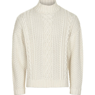 Ribbed Roll Neck - Anerkjendt