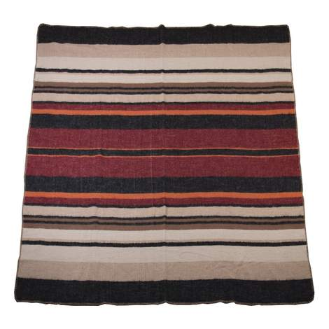 1969 Sunset Blanket Red - Pike Brothers