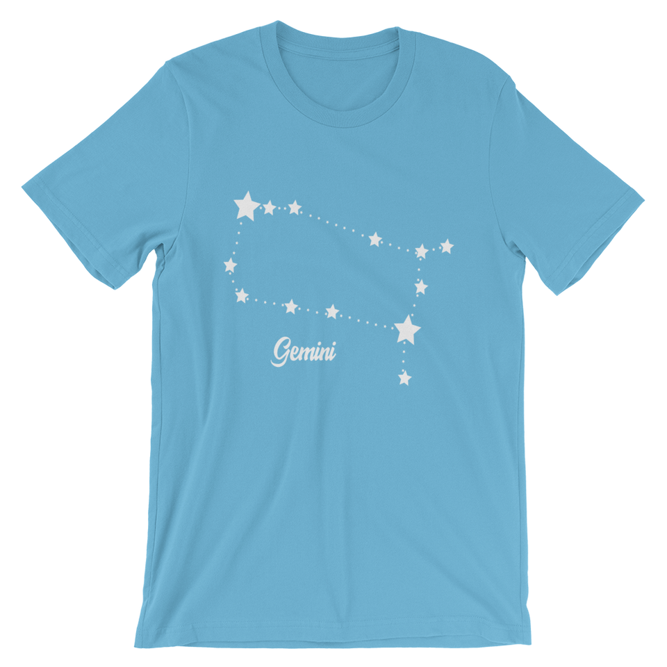 Gemini Constellation T-Shirt