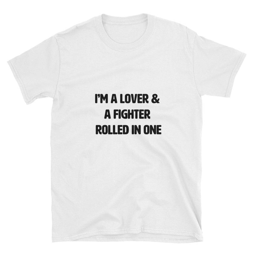 Gemini Lover & Fighter T-Shirt