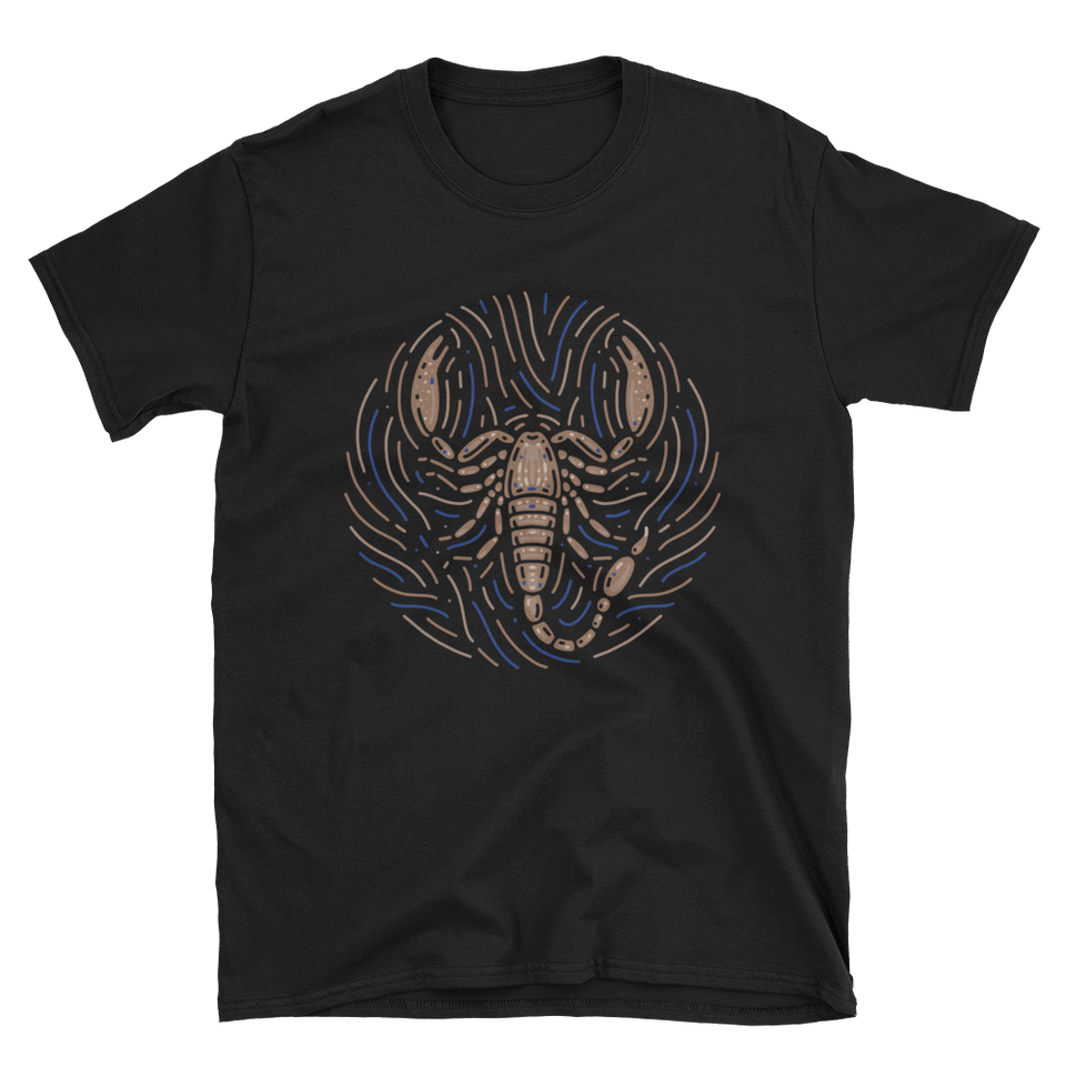 Scorpio Horoscope T-Shirt