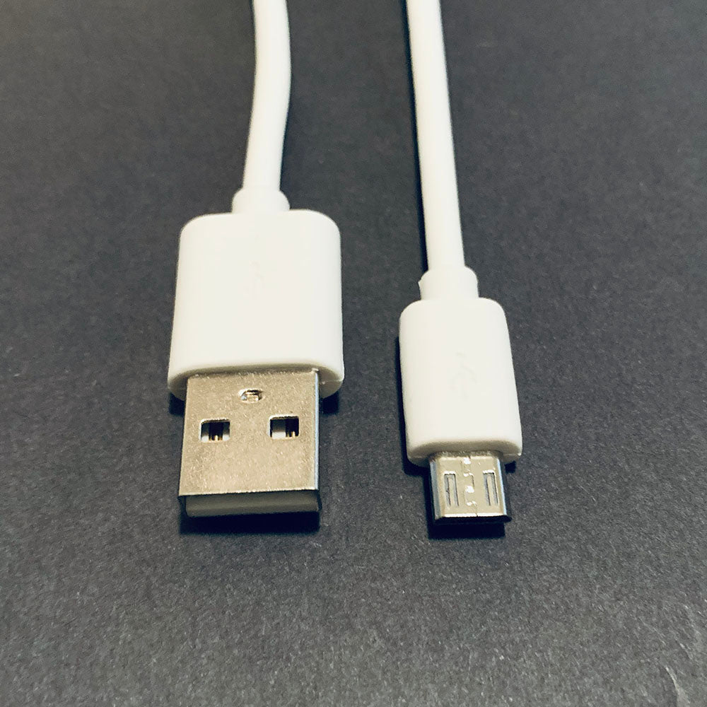 "4 x 8"" Micro USB Cables"