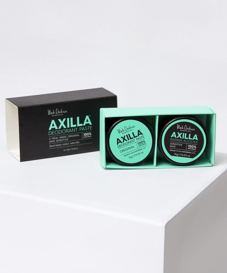 Axilla Deodorant Paste™ - Twin Minis - box of 36