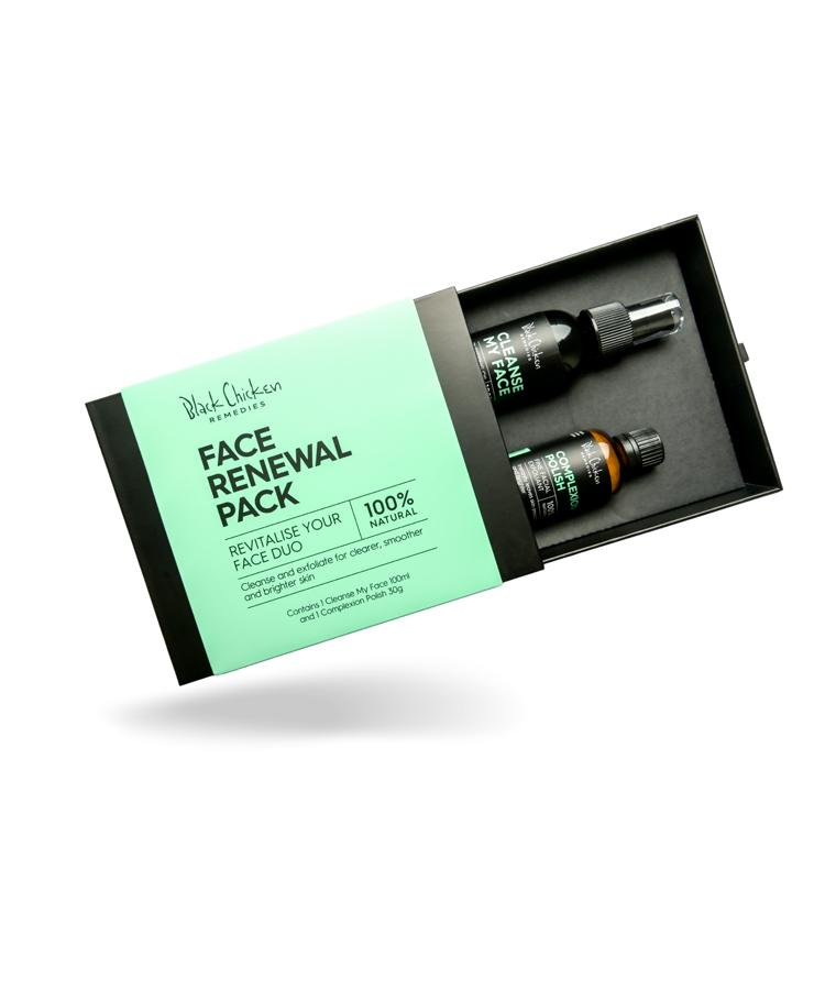 Face Renewal Pack - Natural Skincare Pack