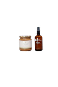 Marula Nut Oil and Marula Nut Butter Combo