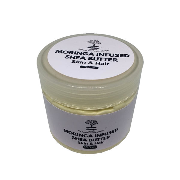 Moringa Infused Shea Butter