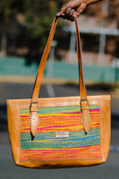 Kiondo Sisal Laptop Bag