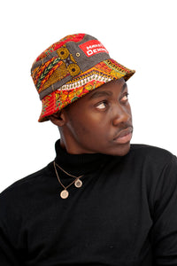 Makoti Denims Bucket Hat