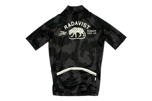 Disruptive Coloration Road Jerseys: Black