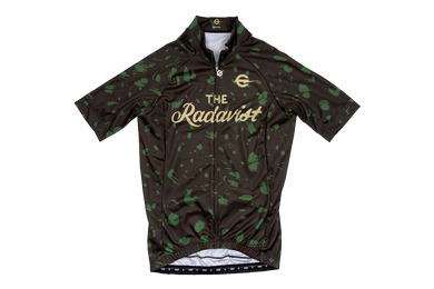 Jersey - Road - Disruptive Coloration Green - FINAL SALE