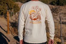 Load image into Gallery viewer, T-Shirt - Long Sleeve - Desert Trip - Sandstone