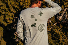 Load image into Gallery viewer, T-Shirt - Long Sleeve - Wabi-sabi - Juniper
