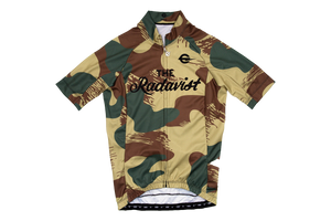 FINAL SALE: Disruptive Coloration Road Jerseys: Tan