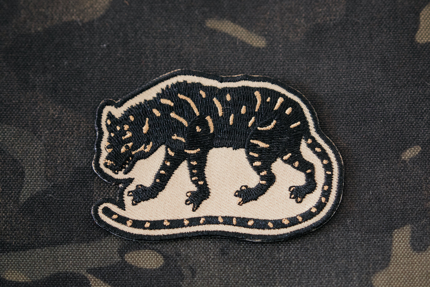 Desert Rat Patches