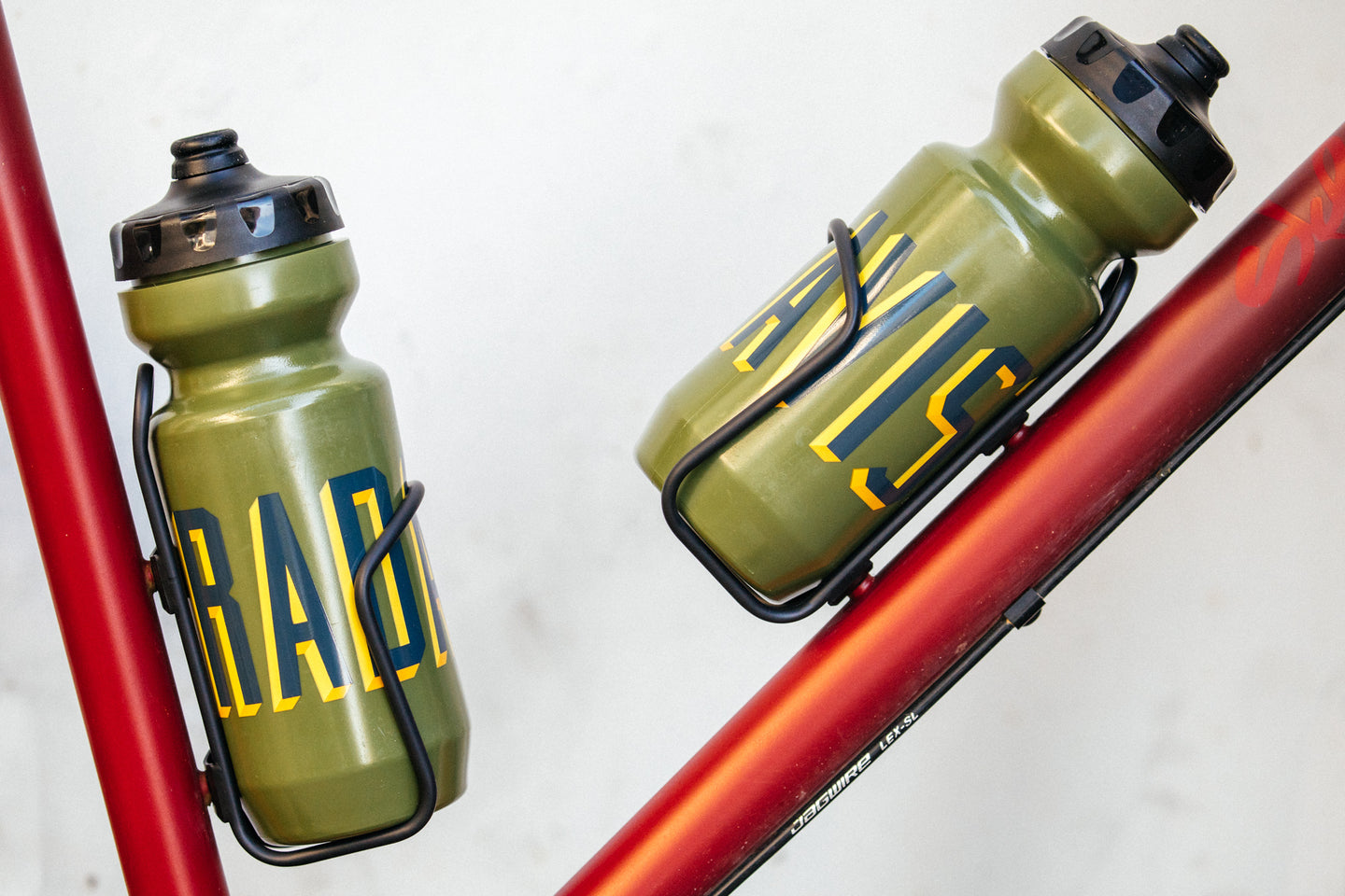 Sign Painter's Bottles by Cari Carmean