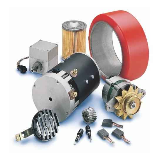 FORKLIFT PARTS & ACCESSORIES
