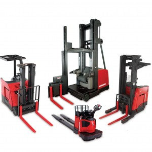 RAYMOND FORKLIFTS: NEW