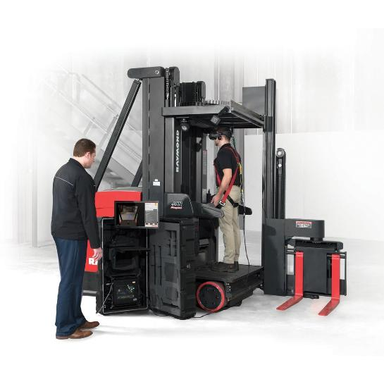 FORKLIFT TRAINING & SAFETY