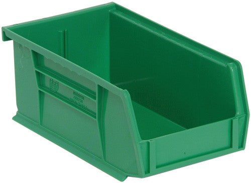 "Stack and Hang Storage Bins 7 3/8"" x 4 1/8"" x 3"" 24 Pack 